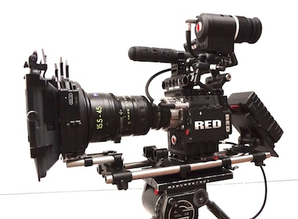 RED Epic w/ Zeiss 15-45mm