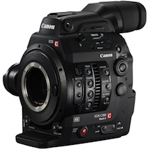 CanonC300MKII