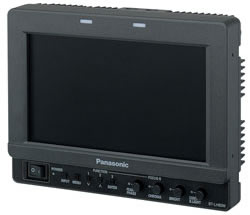 "Panasonic 7.9"" Monitor"